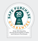 Andaluz Homes is protected with the safe purchase guarantee
